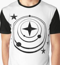 Elite Dangerous - Federation Grafik T-Shirt