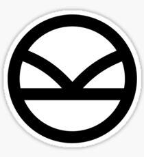 Kingsman Secret Service - Logo Black Sticker