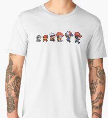 Pokemon evolution Men's Premium T-Shirt