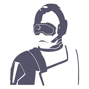 Cyborg by corywaydesign