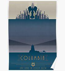 """Bioshock Infinite: """"Columbia"""" Poster"""