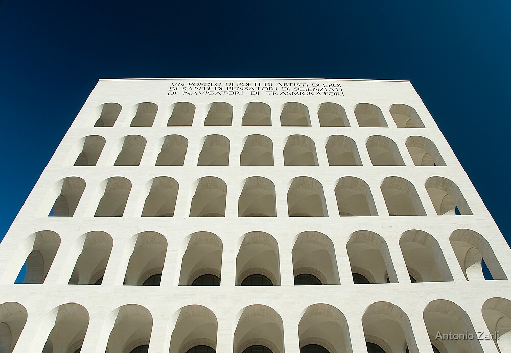 Looking Up by Antonio Zarli