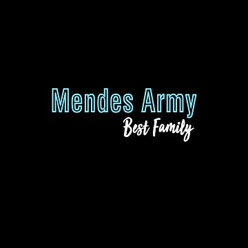 Mendes Army - Best family (Shawn Mendes) by oceaneplrd