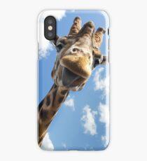 Hello Giraffe! iPhone Case/Skin