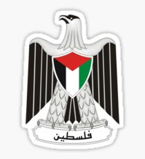 Palestinian Eagle Sticker