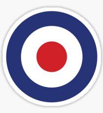 RAF Bullseye Sticker
