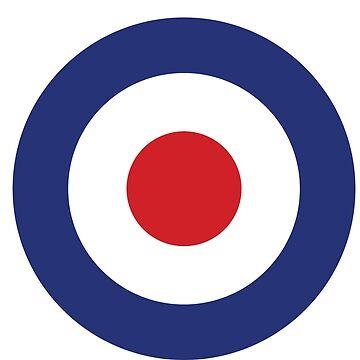 RAF Bullseye by ClearProp