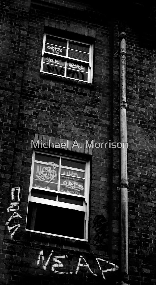 urbspce21 by Michael A. Morrison