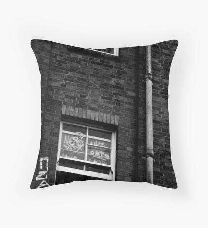 urbspce21 Throw Pillow