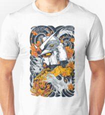 Camiseta ajustada Gundam
