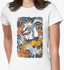 Gundam Women's Fitted T-Shirt