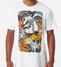 Camiseta larga Gundam