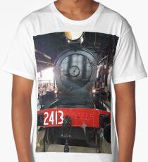 Train  Long T-Shirt