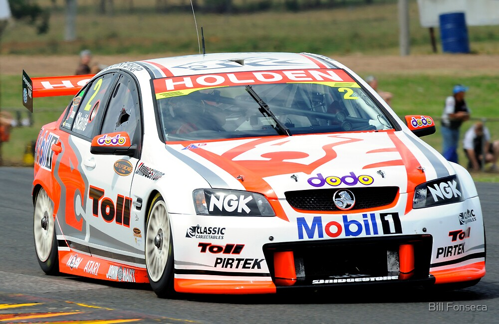 Mark Skaife 2008 by Bill Fonseca