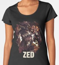 League of Legends ZED Women's Premium T-Shirt