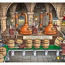 Distilled Monks with Rich and Family by RichSkipworth