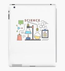 Science Vector Icons Elements iPad Case/Skin