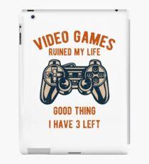 Video Games / Video Gamers iPad Case/Skin