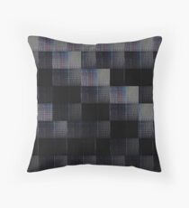 830 false cubes Throw Pillow