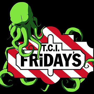 Thank Cthulhu It's Friday's by marianah