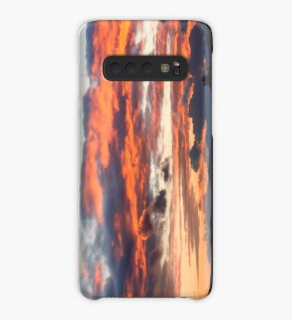 Tongue Of Fire Case/Skin for Samsung Galaxy