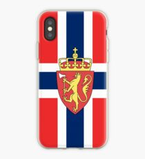 Norwegian iPhone Case