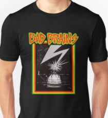 Camiseta unisex No más cerebros menores
