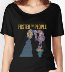 The Black Foster Women's Relaxed Fit T-Shirt
