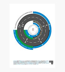 Danish Bicycle Planning Guide - Best Practice Photographic Print