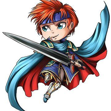 Fire Emblem Heroes - Roy by hedrick