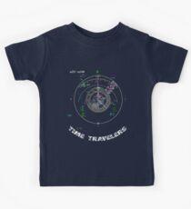 Time Travel Tees Travelers Pi Math Physics Space Kids Tee