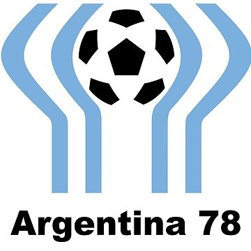 Argentina World Cup 1978 by osbfutsal