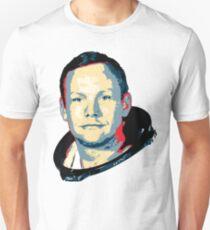 Camiseta ajustada Neil Armstrong