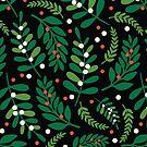Dark Foliage by Megan Callaghan