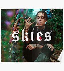 Lil Skies T-Shirt | UK Merch | T-Shirt / Sticker Poster