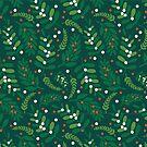 Green Foliage by Megan Callaghan