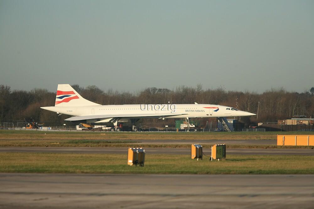 Concorde by unozig