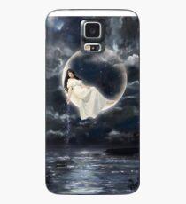 Moon Goddess Case/Skin for Samsung Galaxy