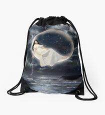 Moon Goddess Drawstring Bag