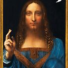 Jesus birthday Christmas Card by Extreme-Fantasy
