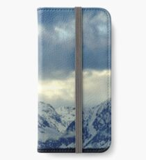 Grand Teton Winter Cloud iPhone Wallet/Case/Skin