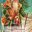 Vintage classic Christmas cards by Extreme-Fantasy