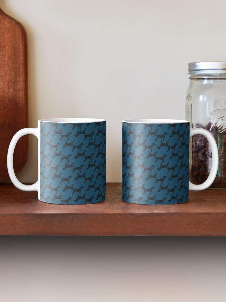 Alternate view of BLUE GRIFF Mug