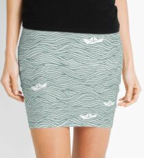 Little Paperboats Mini Skirt