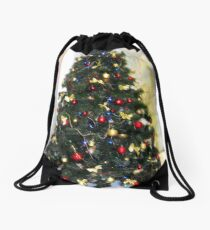 MERRY CHRISTMAS AND A HAPPY NEW YEAR 2018 TO ALL RB FRIENDS!!! Drawstring Bag