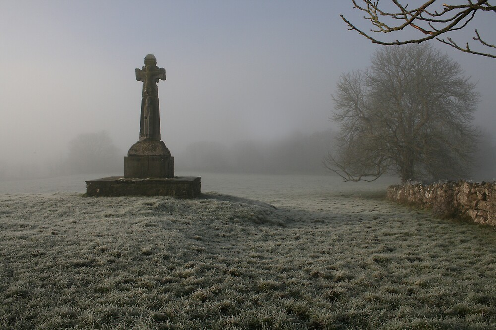 Frosty morning at Dysert o Dea by John Quinn