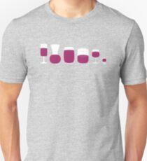 Cougar Town - Wine Glasses Unisex T-Shirt