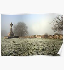 Dysart O Dea Celtic Cross Poster