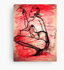 Take Five  Canvas Print