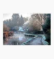 Causeway To The Chequers Photographic Print